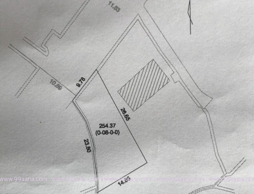 land for sale at bansbari