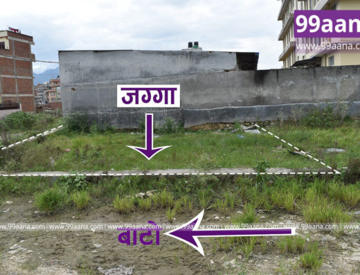 Land for Sale at Gwarko, Lalitpur
