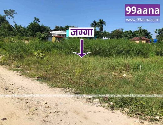 Land for sale at Mechinagar-6,kakarvitta, Jhapa