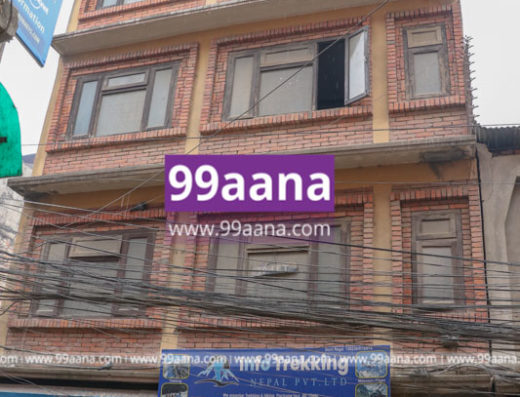 house for rent at paknajol