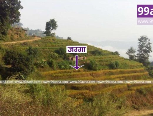 land for sale at Simle, Dhading