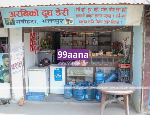 shop for sale at lokanthali - 3050