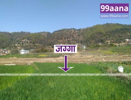 Land for sale at godawari