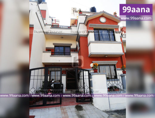 House for sale at Civil Homes, Dhapakhel, Lalitpur