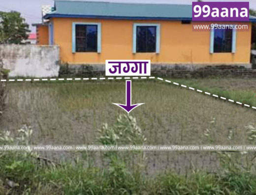 Land for sale at Belgachhi Chowk, Morang