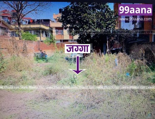 Land for sale at Manbhawan, Jawalakhel, Lalitpur