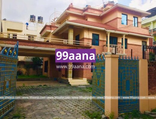House for sale at Sanepa, Lalitpur