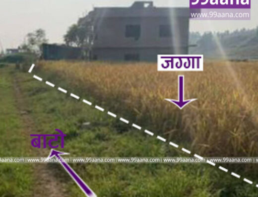 Land for sale at Tulsipur, Ghorahi, Dang