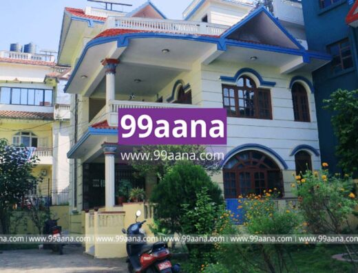 Beautiful house for sale at Mahadevtar, Samakhusi, Tokha-10, Kathmandu