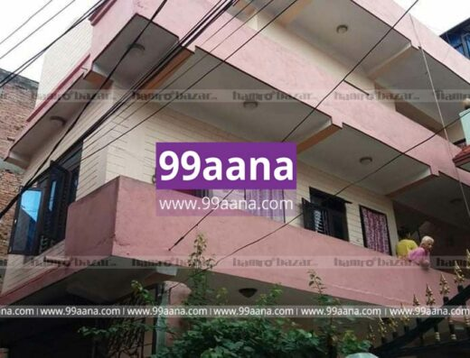 House for sale at Ganesh Marg, Pucharbazar, Dhading
