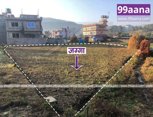 Land for sale at Godamchaur, Godawari-01, Lalitpur