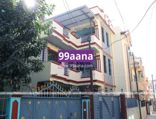 House for sale at Dhaneshwor Height, Tokha Nagarpalika-3, Kathmandu